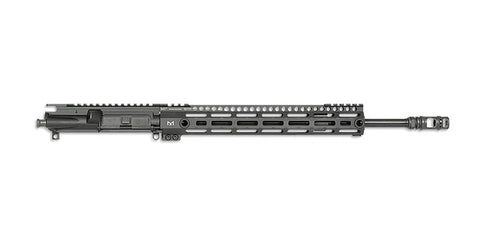 "Midwest Industries AR-15 Lightweight Upper Assembly 223 Wylde 16"" Barrel M-LOK Rail Muzzle Break No BCG or Charging Handle"