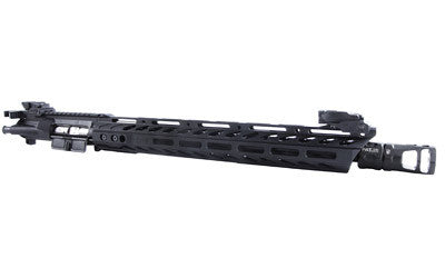 "Phase 5 P5T15 5.56 NATO Complete Upper Receiver 16"" Chrome Lined Barrel 15"" LPSN15 Free Float M-LOK Handguard Black"