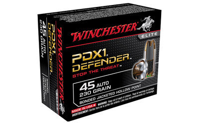 Winchester PDX1 230gr HP 20rds