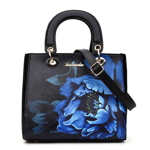 Flap Flower  Handbag