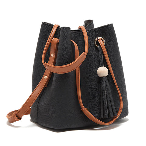 Casual Tassel Women Bag