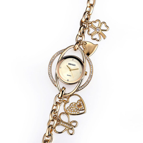 Lucky Petals Bracelet Watch