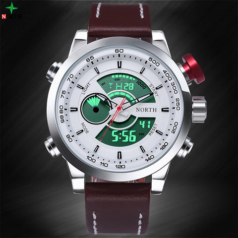 Montre Homme Waterproof Sport Digital Watch