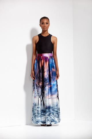 The Hurricane Skirt - Customizable Waist