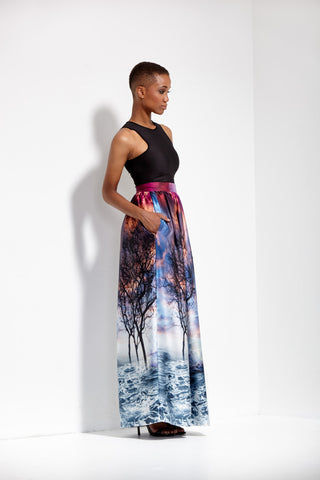 The Hurricane Skirt