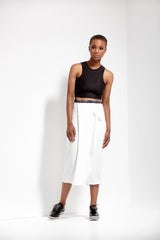 Rogue Neoprene Crop Top