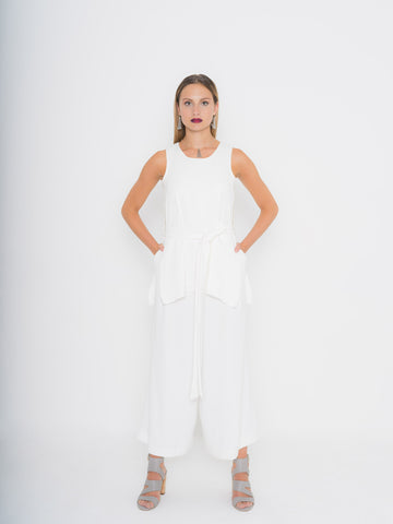 Rogue Cape Top Jumpsuit