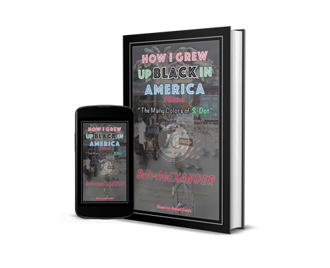 "Black in America ""Audiobook Set"" (Audiobook + Paperback) Coming Soon!!!"