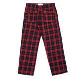 Service Trouser Plaid
