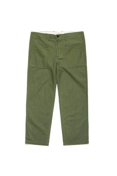 Washed Service Trouser