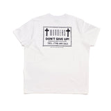Dont Give Up Short Sleeve Pocket Tee