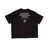 Domination Short Sleeve Tee