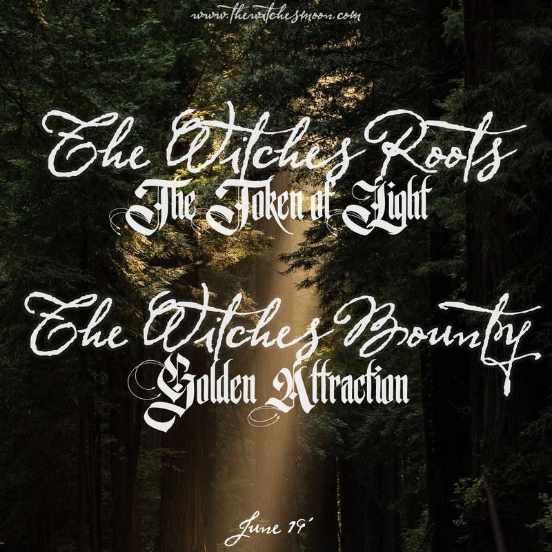 The Witches Bounty™ & The Witches Roots™ June 2019 Themes Revealed!