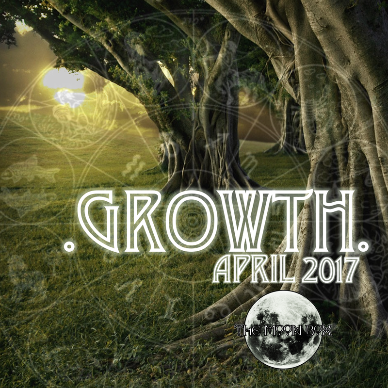 The April Seeding Moon - Growth