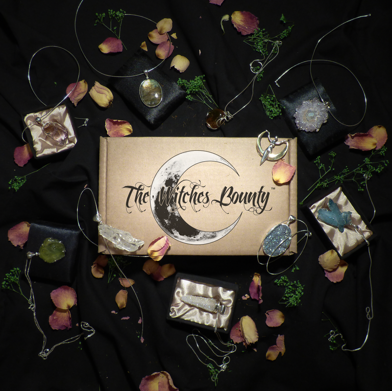 The Moon Box Introduces The Witches Bounty