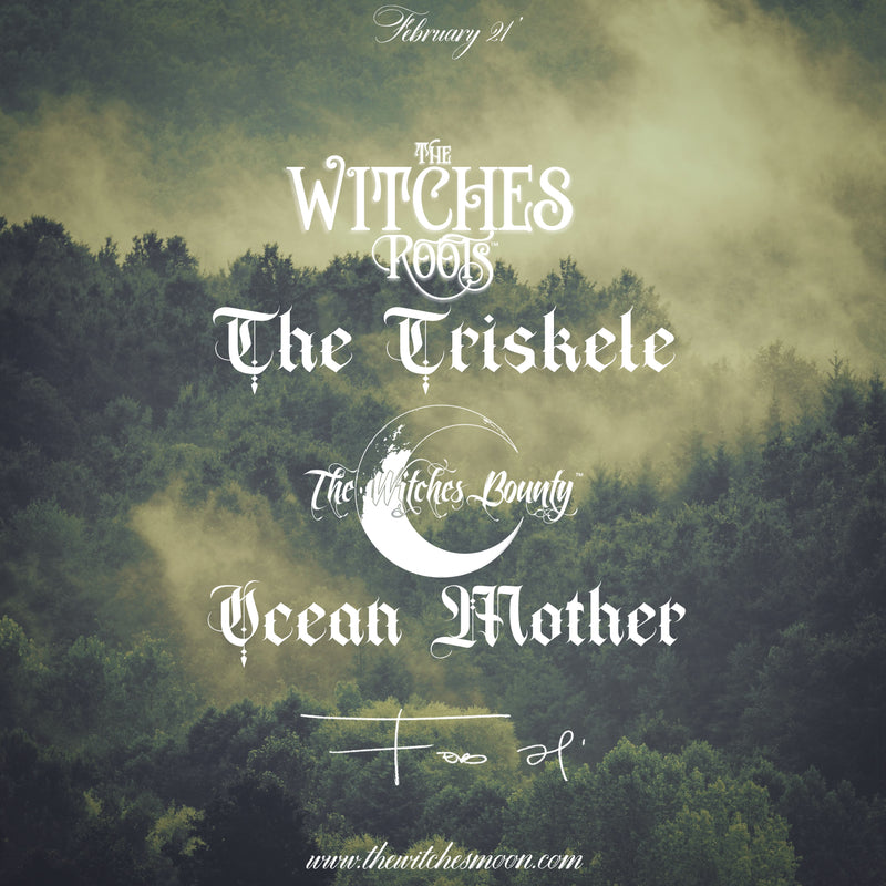 The Witches Roots™ & The Witches Bounty™ February 2021 Themes Revealed