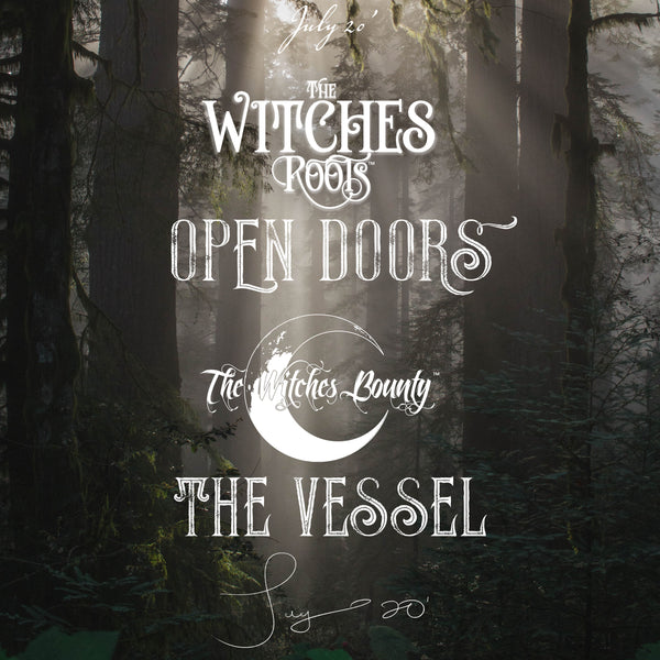 The Witches Roots™ & The Witches Bounty™ July 2020 Themes Revealed