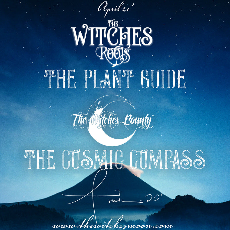The Witches Roots™ & The Witches Bounty™ April 2020 Themes Revealed