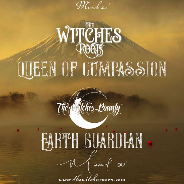 The Witches Roots™ & The Witches Bounty™ March 2020 Themes Revealed