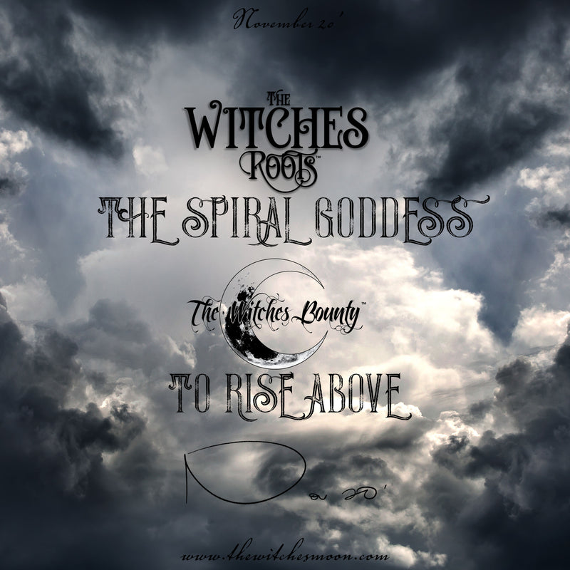 The Witches Roots™ & The Witches Bounty November 2020 Themes Revealed