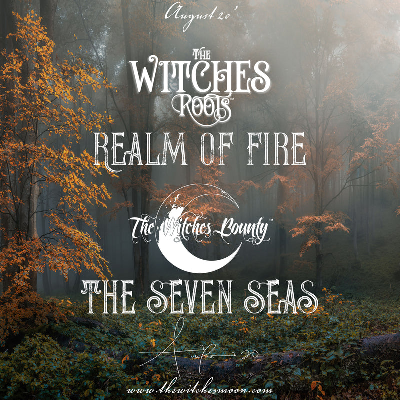 The Witches Roots™ & The Witches Bounty™ August 2020 Themes Revealed