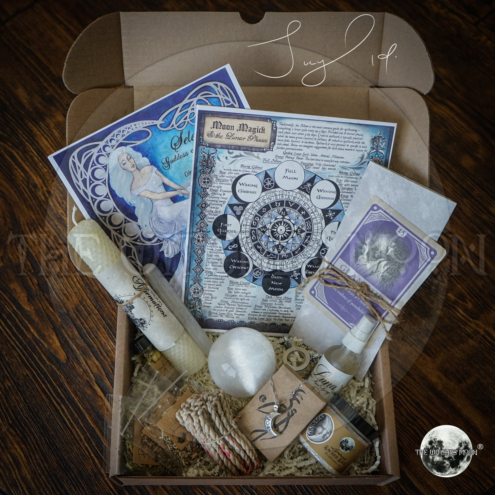 The Witches Moon® - Lunar Magick - July 2019