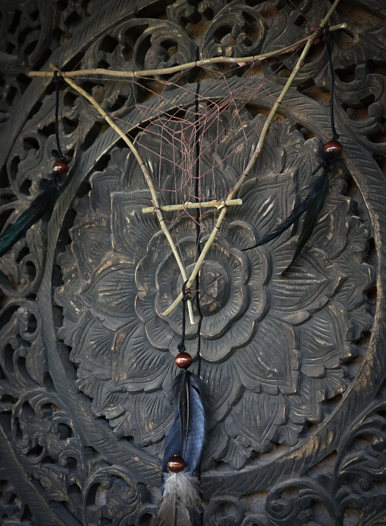The Witches Web - Spirit Loom Talisman