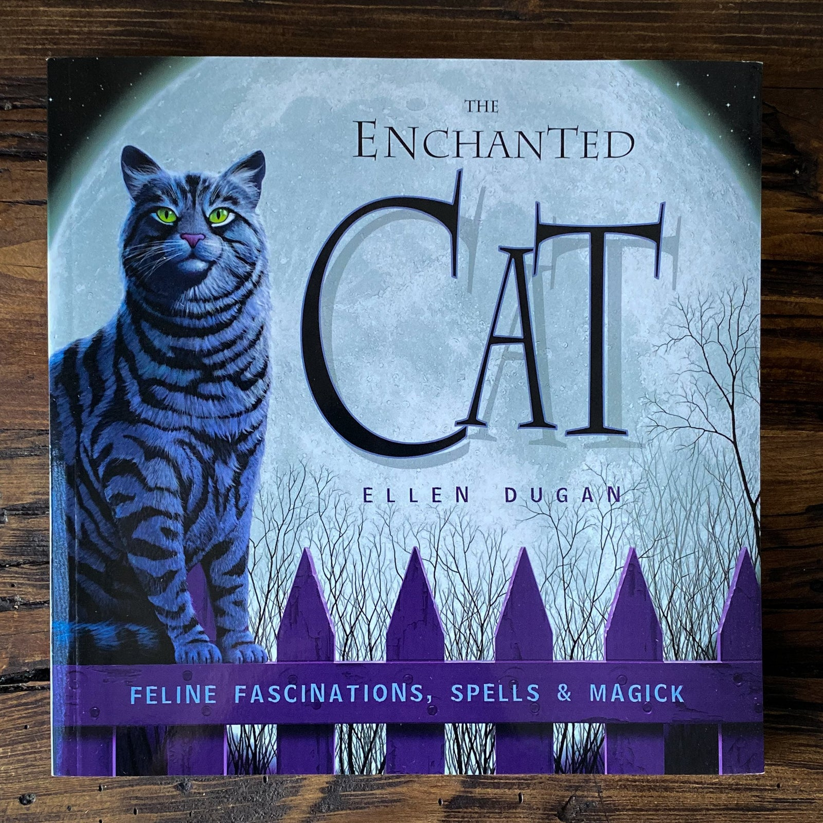 The Enchanted Cat - Feline Fascinations, Spells & Magick