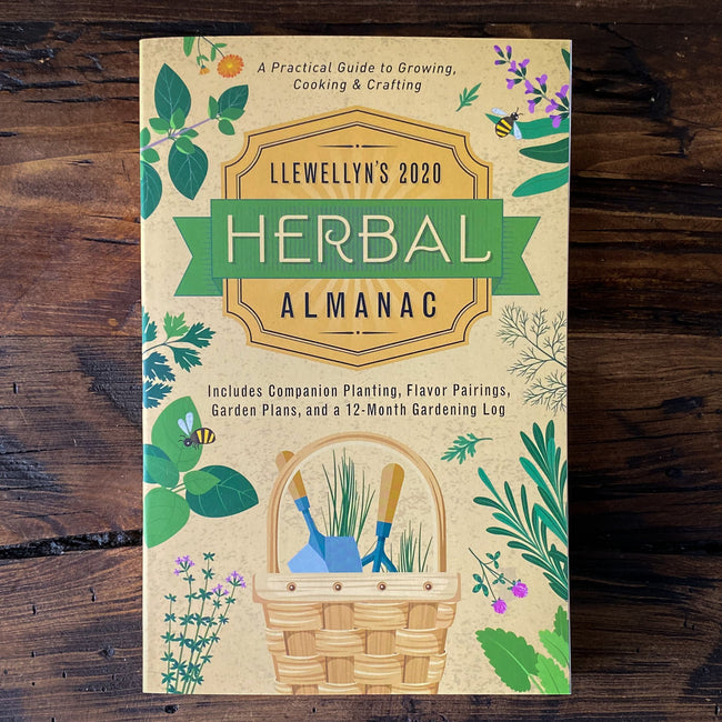 Llewellyn's 2020 Herbal Almanac - A Practical Guide to Growing, Cooking & Crafting
