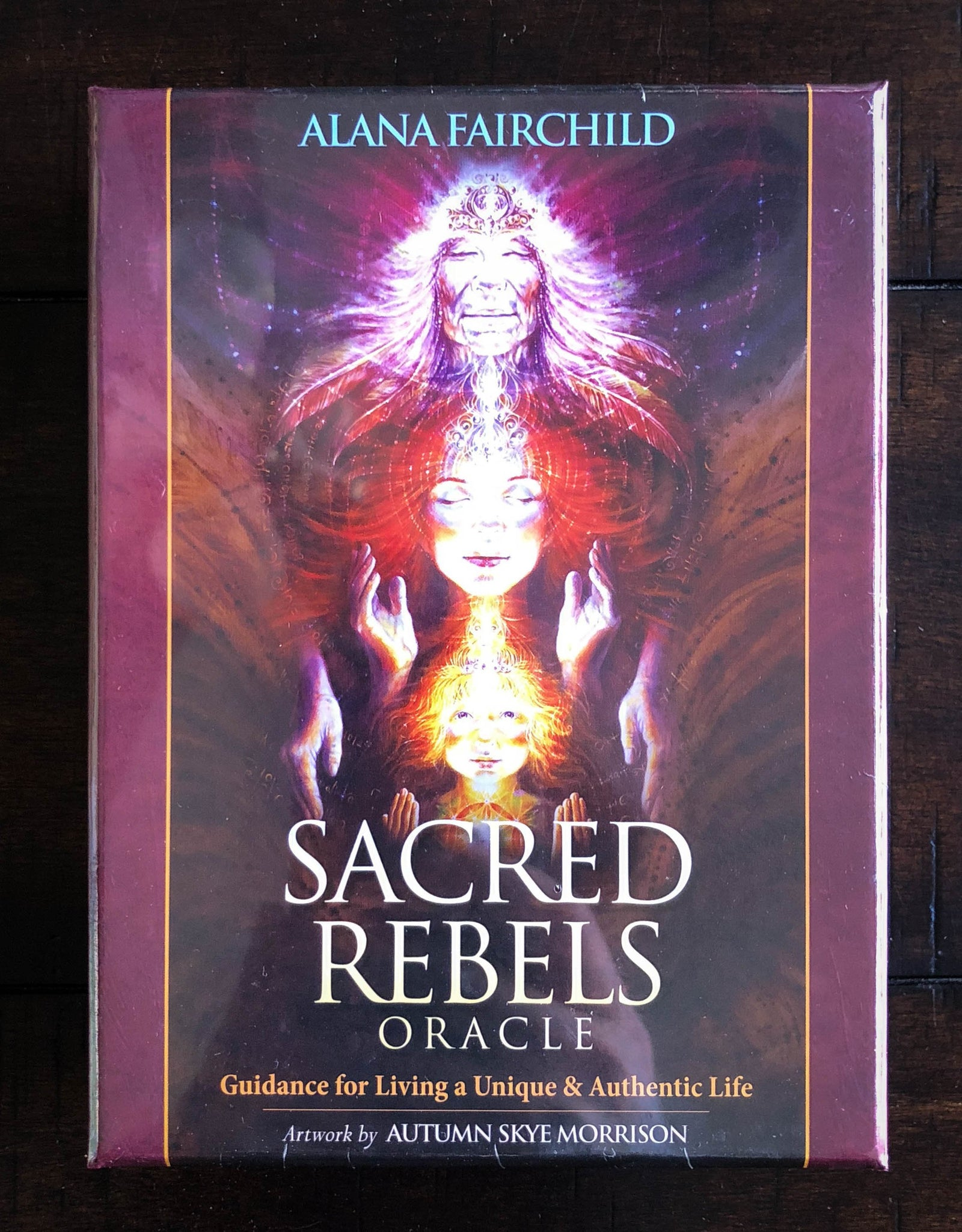 Sacred Rebels Oracle Cards