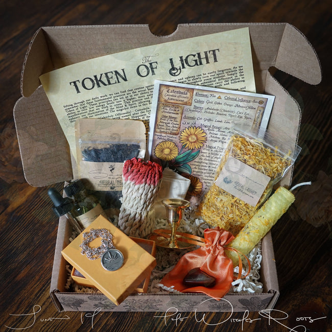 The Witches Roots - The Token of Light - June 2019