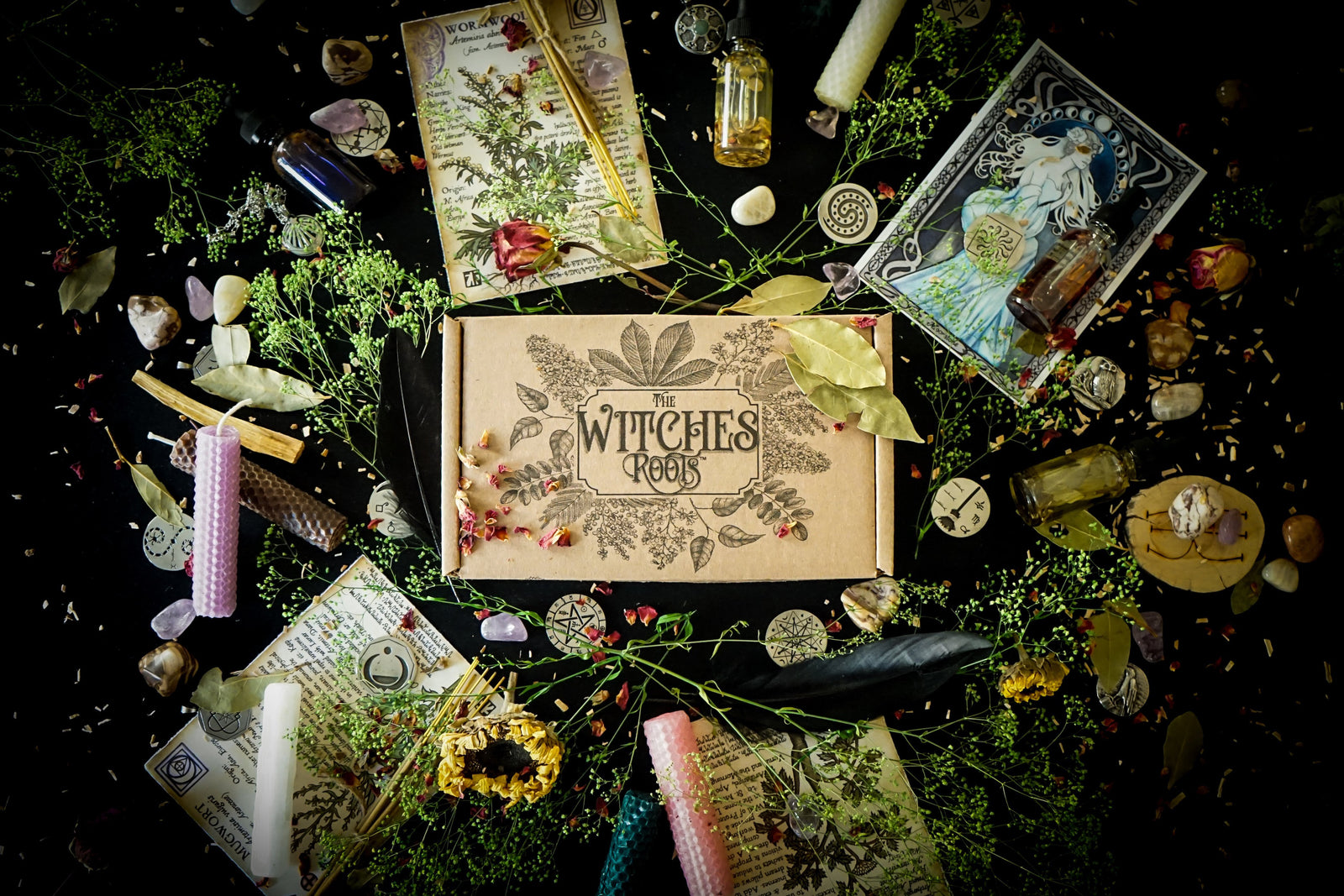 The Witches Roots™ - January 2019 - One Time Purchase (United States)