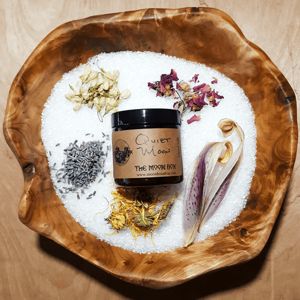Sacred Bath Salts (Quiet Moon)