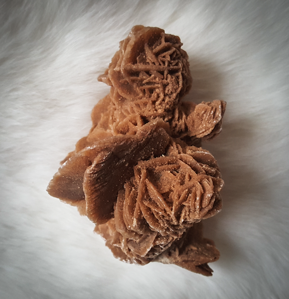Selenite Desert Rose (Moroccan)