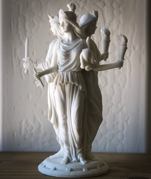 Hecate - Goddess of Magic