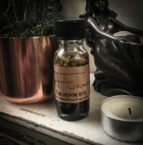 Golden Unicorn (Prosperity) Magickal Oil