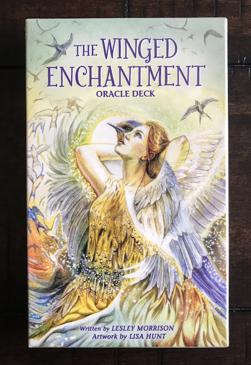 The Winged Enchantment Oracle Deck
