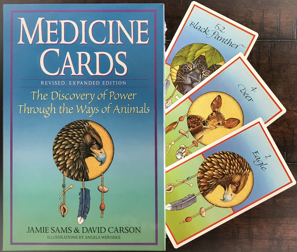 Medicine Cards - Revised & Expanded Edition