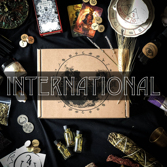 The Witches Moon Subscription (International)