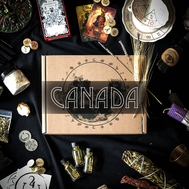 The Witches Moon Subscription (Canada)