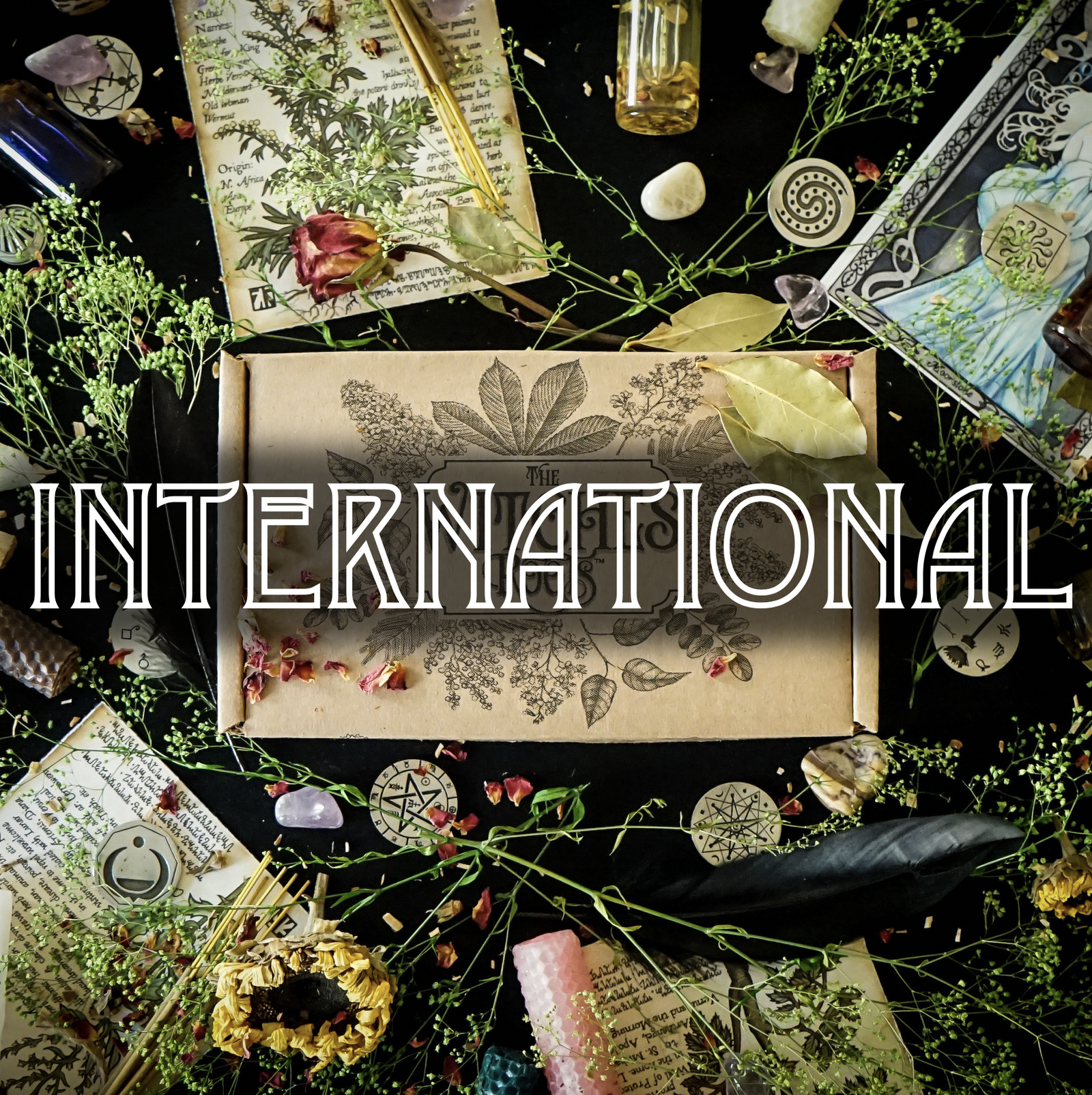 The Witches Roots™ Subscription - International