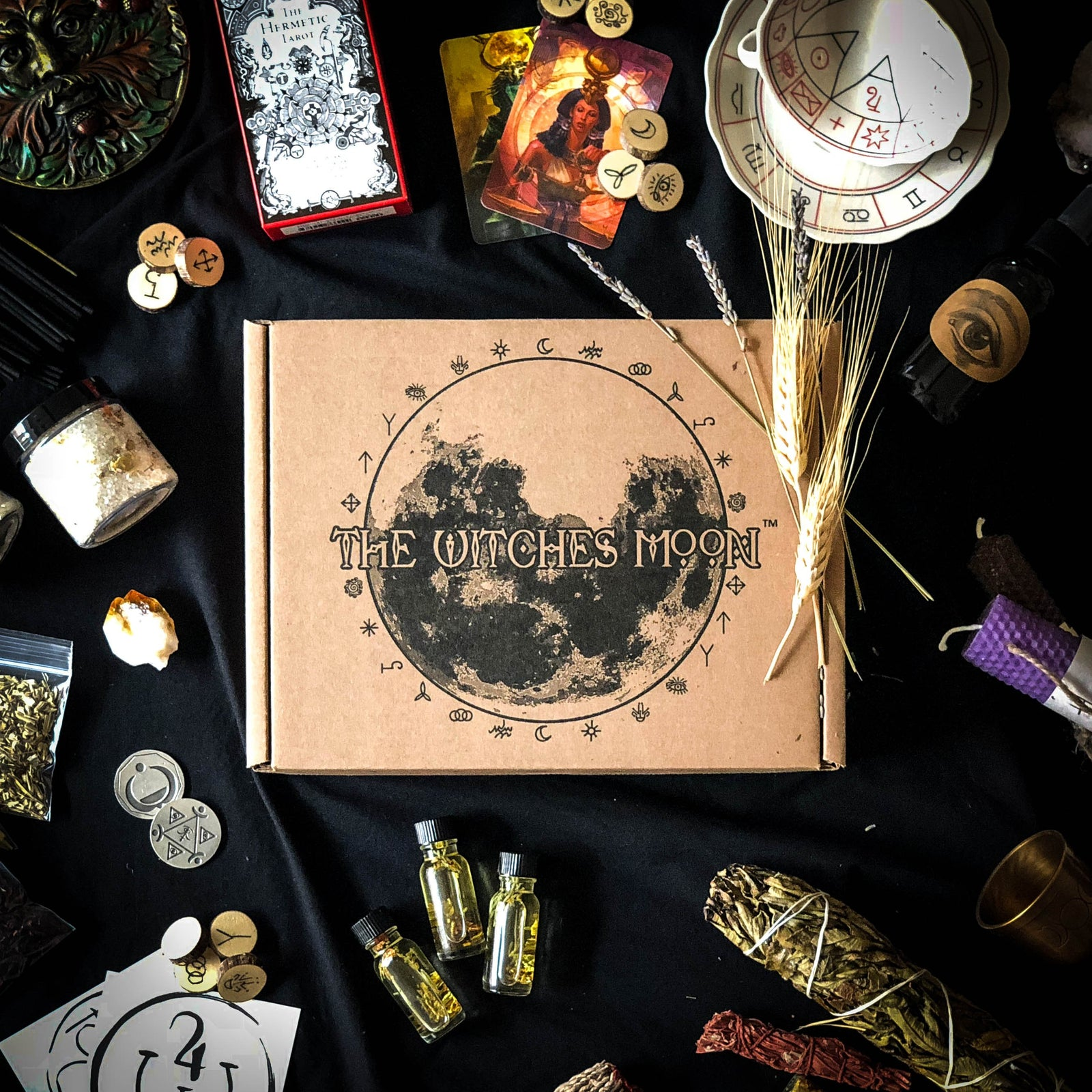 The Witches Moon Subscription (United States)