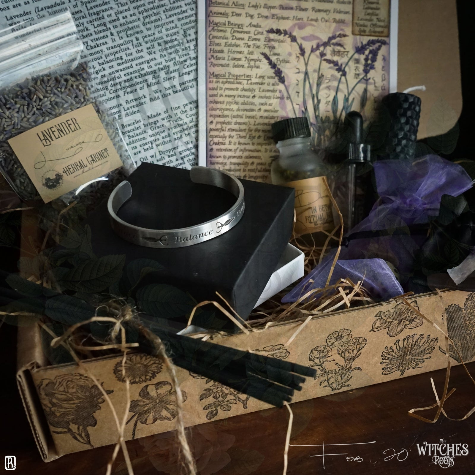 The Witches Roots™ - Harmony of Mind - February 2020