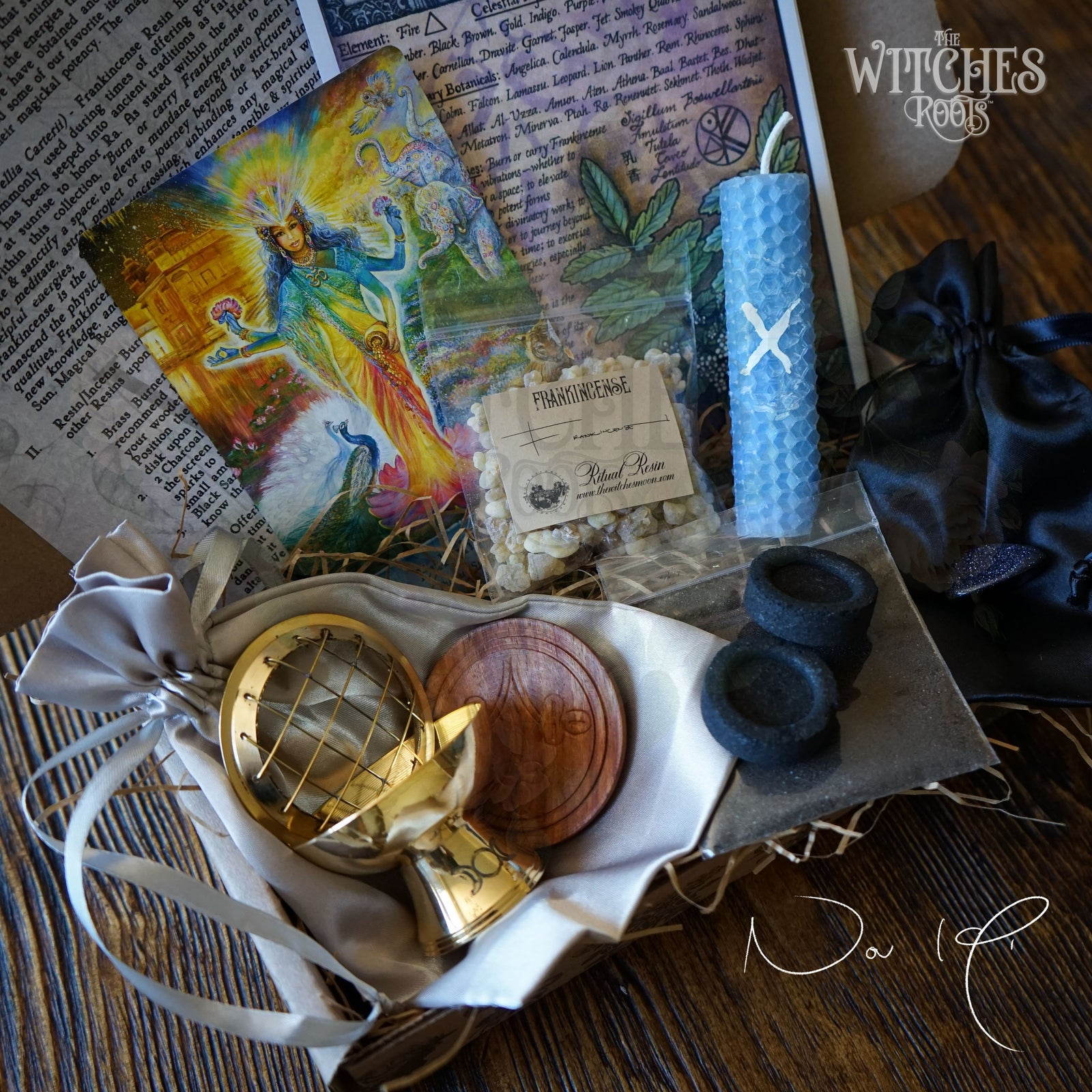 The Witches Roots™ - The Sacred Offering - November 2019