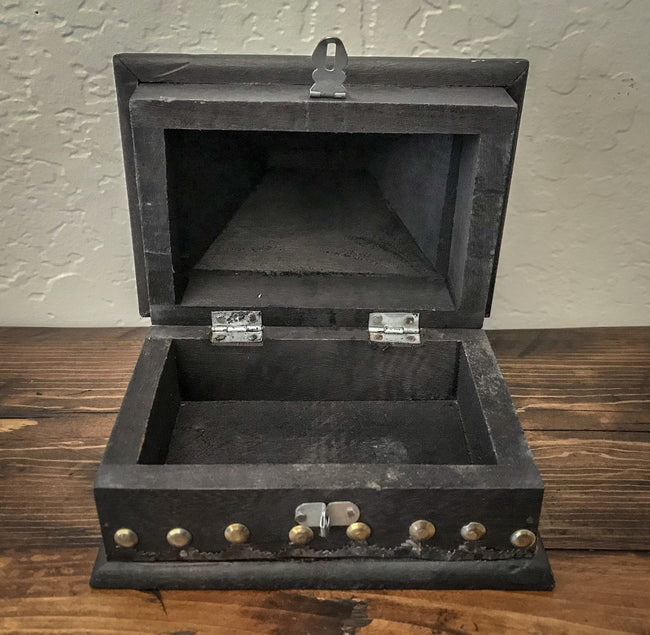 Pentacle Chest Box
