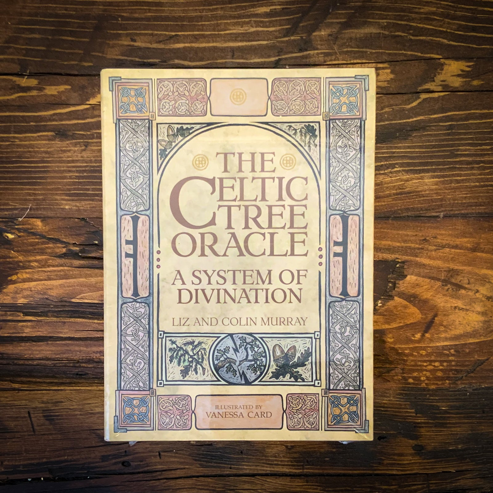 The Celtic Tree Oracle - A System of Divination