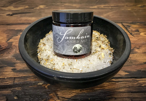 Sacred Bath Salt (Gaia)