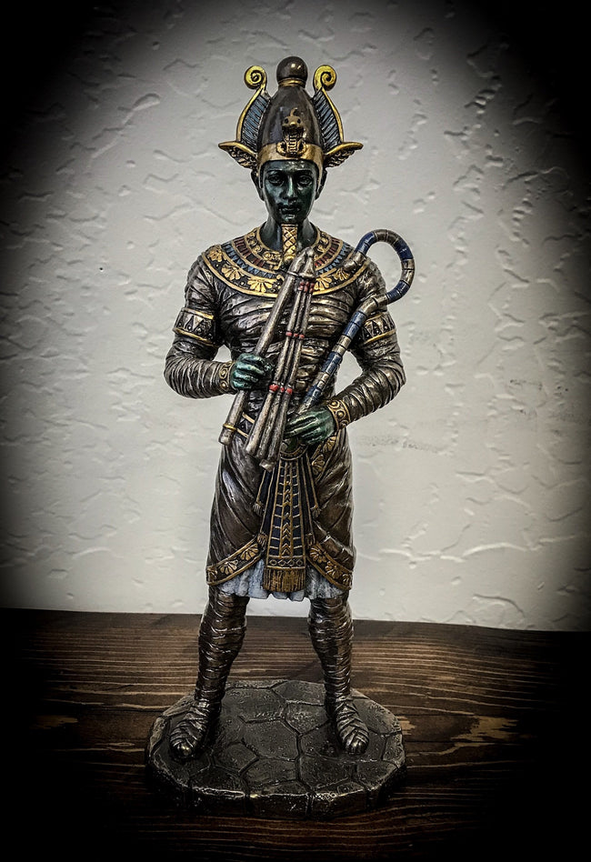 Osiris - Egyptian God of Afterlife