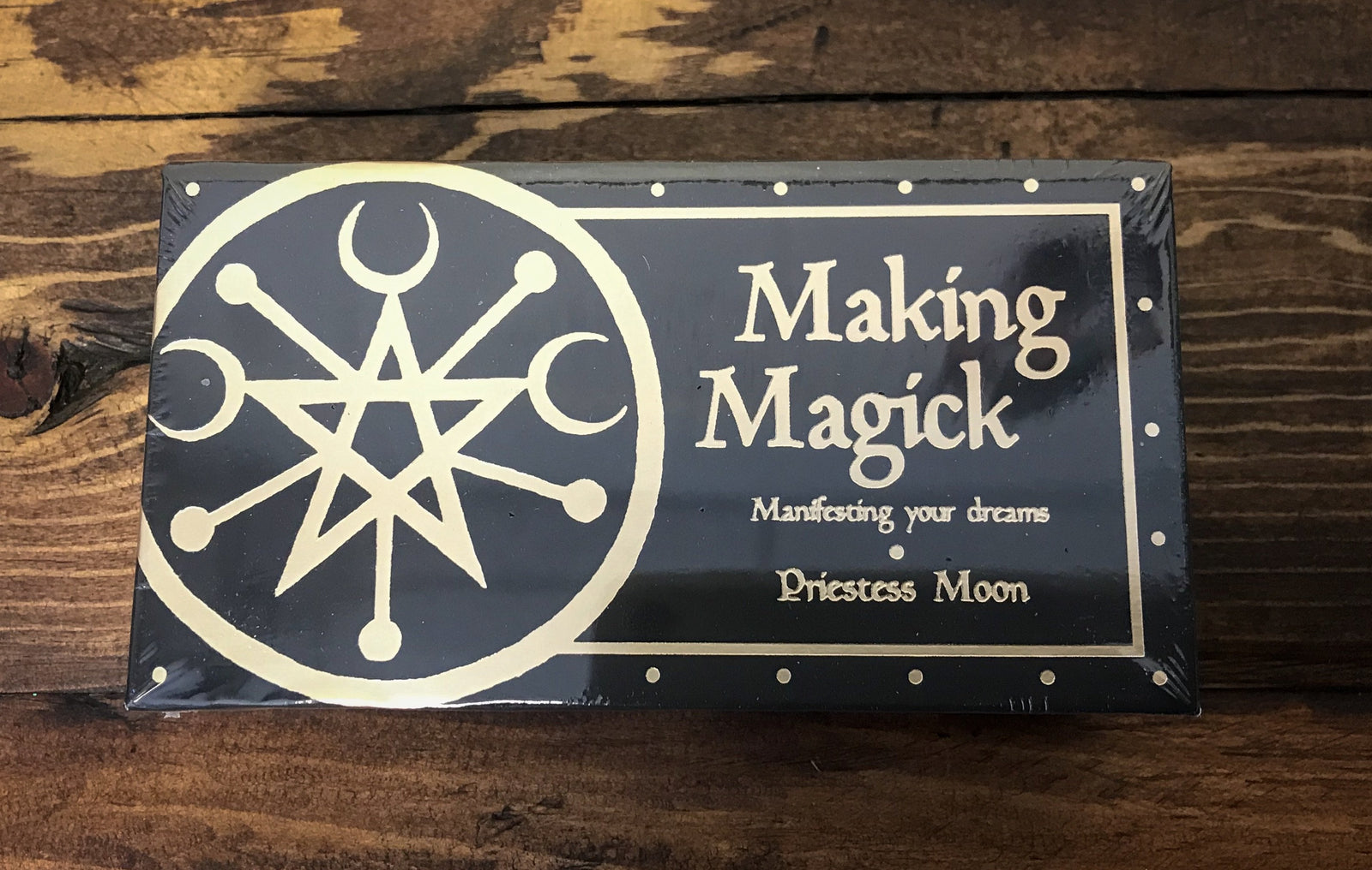Making Magick-Manifesting your Dreams Symbol Deck