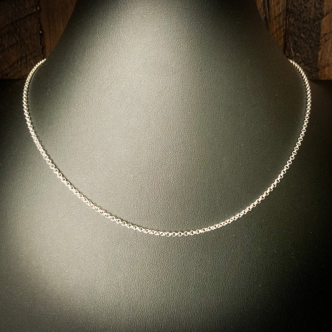 .925 Silver Chain 18 Inches